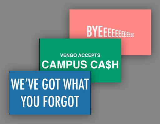 Vengo College Campus Videos