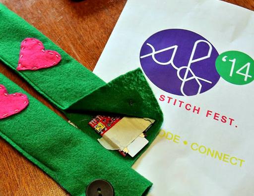 Hacky Bird- Winner PennApps StitchFest 2014