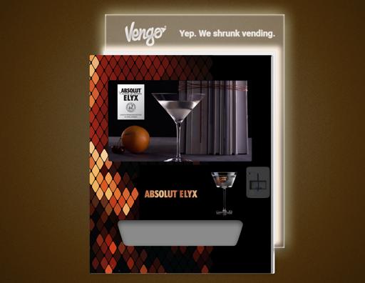 Absolut Elix Vengo Branding Concept