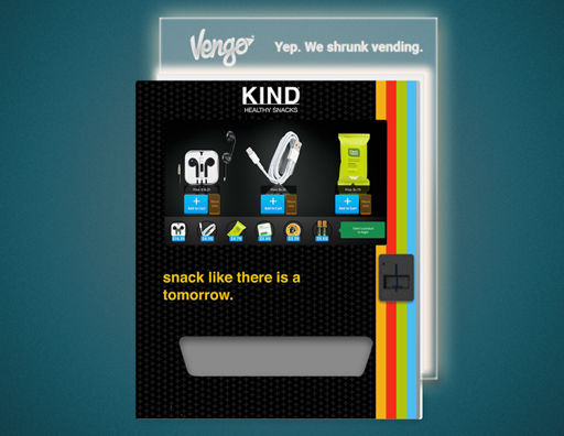 Kind Bar Vengo Branding